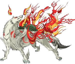 Rating: Safe Score: 7 Tags: amaterasu ookami User: Riven