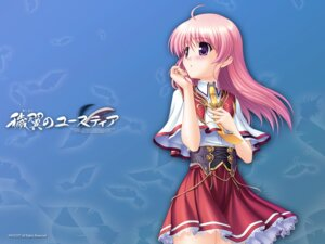 Rating: Safe Score: 11 Tags: aiyoku_no_eustia august bekkankou eustia_astraea seifuku wallpaper User: Devard