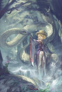 Rating: Safe Score: 37 Tags: alcd mishaguji moriya_suwako touhou User: Mr_GT