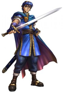 Rating: Safe Score: 7 Tags: fire_emblem fire_emblem:_shin_ankoku_ryuu_to_hikari_no_ken male marth nintendo shirow_masamune sword User: Prishe