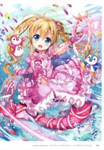 Rating: Questionable Score: 15 Tags: fujima_takuya mermaid tagme top_idol_pacifica User: Radioactive