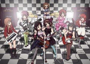 Rating: Safe Score: 29 Tags: akiyama_mio animal_ears asahina_mikuru bunny_ears bunny_girl crossover dress fishnets guitar hirasawa_yui k-on! kotobuki_tsumugi mg42 nagato_yuki nakano_azusa pantyhose seifuku suzumiya_haruhi suzumiya_haruhi_no_yuuutsu tainaka_ritsu User: paku-paku