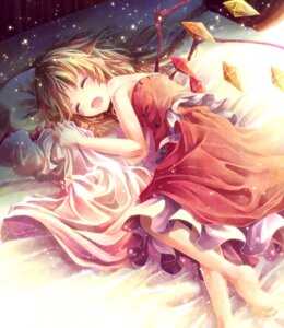 Rating: Safe Score: 46 Tags: flandre_scarlet mikkii touhou wings User: 椎名深夏