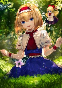 Rating: Safe Score: 27 Tags: alice_margatroid daimaou_ruaeru dress touhou User: BattlequeenYume