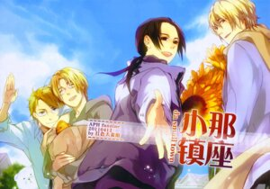 Rating: Safe Score: 2 Tags: america canada china hetalia_axis_powers male megane russia User: charunetra