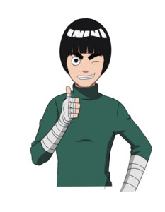 Rating: Safe Score: 6 Tags: male naruto rock_lee vector_trace User: Davison