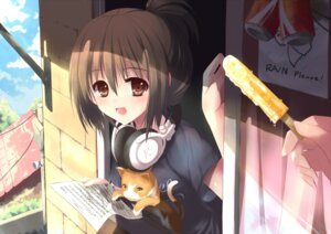 Rating: Safe Score: 17 Tags: dreamlight2000 headphones neko User: blooregardo