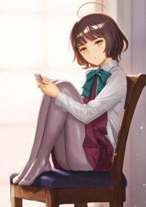 Rating: Safe Score: 48 Tags: kantai_collection kishinami_(kancolle) pantyhose seifuku tantaka User: Mr_GT
