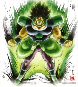 Rating: Questionable Score: 9 Tags: broly dragon_ball dragon_ball_super User: drop
