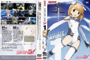 Rating: Safe Score: 5 Tags: bodysuit disc_cover mecha sakurano_otoha shimada_humikane sky_girls thighhighs User: admin2