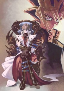 Rating: Safe Score: 14 Tags: kaiba_seto male tagme yami_yuugi yugioh User: charunetra