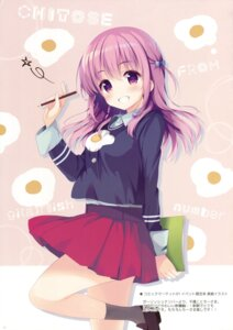 Rating: Safe Score: 83 Tags: gi(a)rlish_number hisama_kumako karasuma_chitose_(giarlish_number) moco_chouchou User: Twinsenzw