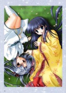 Rating: Safe Score: 5 Tags: japanese_clothes kimono nanao_naru sakura_~setsugekka~ User: Radioactive