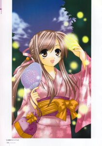 Rating: Safe Score: 5 Tags: kimono minase_lin User: MirrorMagpie