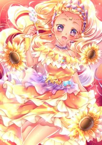 Rating: Safe Score: 8 Tags: amamiya_erena dress star_twinkle_precure touki_matsuri User: charunetra