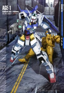 Rating: Safe Score: 12 Tags: gun gundam gundam_age mecha ootsuka_ken User: drop
