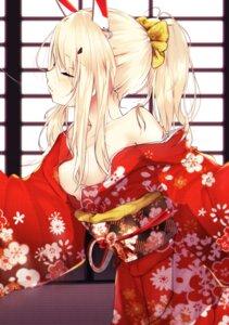 Rating: Explicit Score: 42 Tags: areola ayanami_(azur_lane) azur_lane breasts cum kimono nipple_slip no_bra open_shirt suwakana tagme wardrobe_malfunction User: hiroimo2