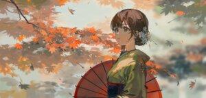 Rating: Safe Score: 4 Tags: kimono trnyteal umbrella User: hexhex