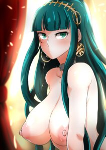 Rating: Questionable Score: 18 Tags: cleopatra_(fate/grand_order) fate/grand_order megao_3rd nipples topless User: Qpax