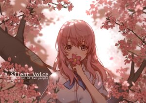 Rating: Safe Score: 44 Tags: koe_no_katachi nishimiya_shouko wan'eno User: Spidey