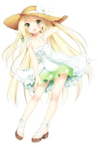 Rating: Safe Score: 81 Tags: dress etou summer_dress User: blooregardo