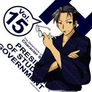 Rating: Safe Score: 5 Tags: male suzumiya_haruhi_no_yuuutsu User: LHM-999