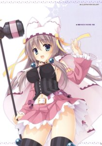 Rating: Questionable Score: 46 Tags: sanoba_witch shiiba_tsumugi tagme yuzu-soft User: Twinsenzw