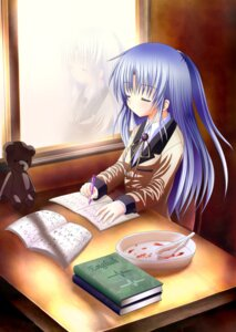 Rating: Safe Score: 8 Tags: angel_beats! kotsu seifuku tenshi User: Radioactive