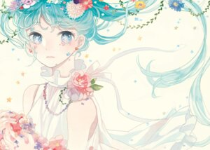 Rating: Safe Score: 38 Tags: hatsune_miku ky692 vocaloid User: Brufh