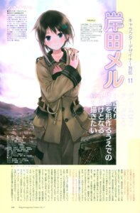 Rating: Safe Score: 20 Tags: kishida_mel sorami_kanata sora_no_woto uniform User: Radioactive