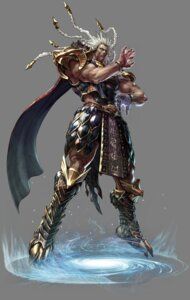Rating: Safe Score: 4 Tags: algol_(soul_calibur) armor kawano_takuji soul_calibur soul_calibur_iv User: Yokaiou