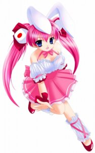 Rating: Safe Score: 4 Tags: di_gi_charat hikaru_usada rabi_en_rose User: Chibi