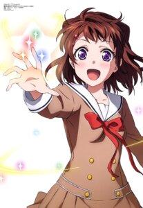 Rating: Safe Score: 37 Tags: bang_dream! nitta_matsuko seifuku toyama_kasumi User: drop