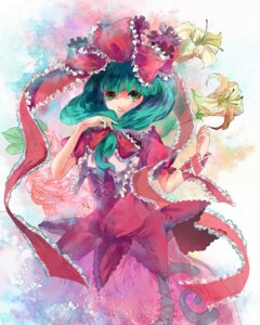 Rating: Safe Score: 10 Tags: hoshika_ranoe kagiyama_hina touhou User: Radioactive