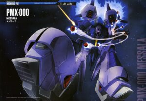 Rating: Safe Score: 7 Tags: gundam mecha naka_morifumi zeta_gundam User: Radioactive