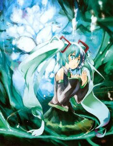 Rating: Safe Score: 14 Tags: asaki hatsune_miku vocaloid User: Kalafina