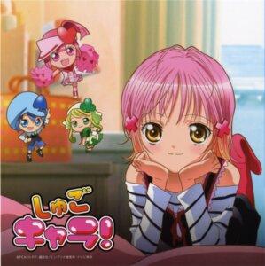 Rating: Safe Score: 9 Tags: disc_cover hinamori_amu miki ran shugo_chara suu User: Radioactive