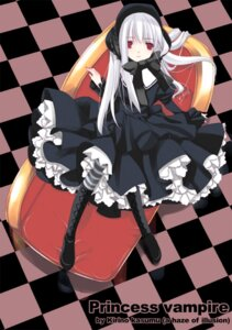 Rating: Safe Score: 16 Tags: gothic_lolita kirino_kasumu lolita_fashion User: Radioactive