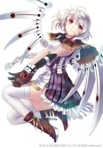 Rating: Safe Score: 43 Tags: nacht thighhighs wings User: fairyren