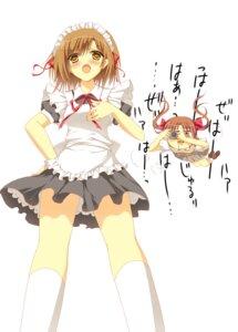 Rating: Questionable Score: 6 Tags: asakura_satsu maid misaka_mikoto seifuku shirai_kuroko to_aru_kagaku_no_railgun to_aru_majutsu_no_index User: fireattack
