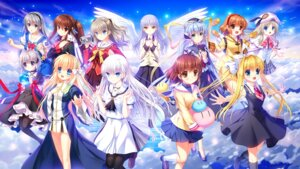 Rating: Safe Score: 46 Tags: air angel_beats! charlotte clannad crossover dress furukawa_nagisa harmonia heels hinoue_itaru hoshino_yumemi kagari_(rewrite) kamio_misuzu kanon key komatsu_e-ji little_busters! na-ga naruse_shiroha natsume_rin neko noumi_kudryavka pantyhose planetarian possible_duplicate rewrite sakagami_tomoyo seifuku shiona_(harmonia) summer_pockets tenshi tomori_nao tsukimiya_ayu wallpaper wings User: marechal