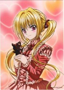 Rating: Safe Score: 11 Tags: black_cat eve tanaka_shigeki User: Radioactive