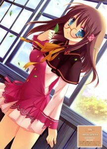 Rating: Safe Score: 35 Tags: megane miyasu_risa seifuku User: crim