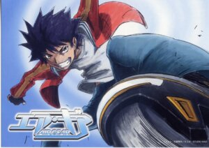 Rating: Safe Score: 4 Tags: air_gear male minami_ikki oh!_great screening User: Davison