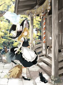 Rating: Safe Score: 45 Tags: kirisame_marisa poprication touhou User: Mr_GT