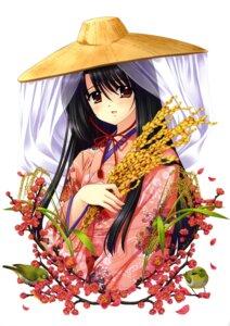 Rating: Safe Score: 23 Tags: kimono nishimata_aoi User: fireattack