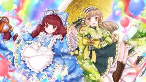 Rating: Safe Score: 7 Tags: heels lolita_fashion teria_saga umbrella wa_lolita yuzushiro User: Mr_GT