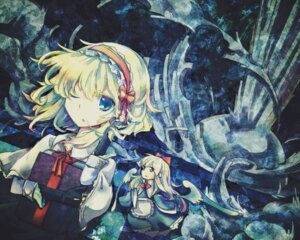 Rating: Safe Score: 11 Tags: alice_margatroid rl shanghai touhou User: Radioactive