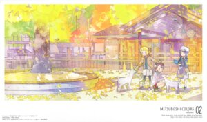 Rating: Safe Score: 13 Tags: akamatsu_yui dress kotoha_(mitsuboshi_colors) landscape mitsuboshi_colors possible_duplicate sacchan_(mitsuboshi_colors) sweater User: xiaowufeixia