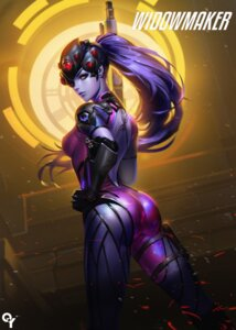 Rating: Safe Score: 70 Tags: ass bodysuit gun liang_xing overwatch tattoo widowmaker User: Mr_GT